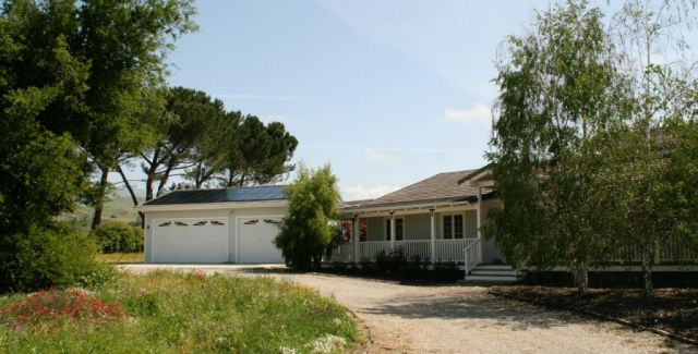 Sun Pacific Solar installation on comp shingle roof in Santa Ynez. SunPower array. Residential. commercial, agricultural. Local solar contractors. Residential, commercial, agricultural. Solar Energy, Solar Power, Solar Panels, Solar Electric, Photovoltaic, Renewable Energy, Clean Energy, Green Energy, Solar Installation, Sustainable Energy, Sustainability, Alternative Energy, Energy, Energy Management, Energy Conservation, Solar PV, Sustainable Development, Solar Thermal, Energy Efficiency, Wind, Green Building, Clean Technology, Clean Tech, Energy Audits, Cleantech, Custom installations, comp roof solar installations, tile roof solar installations, flat roof solar installations, flat membrane roof solar installations, solar panel installations, standing seam metal roof solar installations, inverters, battery backup, pole mount solar installations, well pumps, ground mount solar installations, grid-tied solar, off-grid solar, grid tied solar, off grid solar, agricultural pumping, Hollister Ranch, Pismo Beach Santa Barbara, Ojai, Hope Ranch, San Luis Obispo, Ventura, Santa Ynez, Gaviota, Goleta, Montecito, Santa Barbara County, Tri-County area, Tri-County, Southern California, Carpinteria, Summerland, Buellton, Padaro Lane, Santa Maria, Lompoc