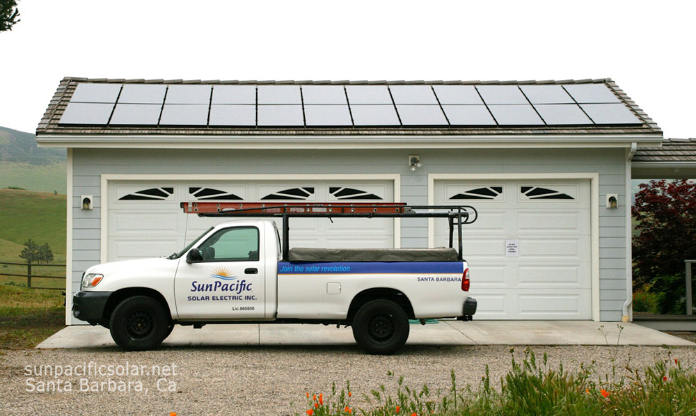 Sun Pacific Solar Electric solar maintenance and repair services